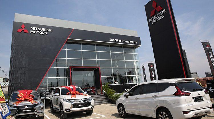 Mitsubishi Perluas Layanan Dealer, Bodi dan Cat di Bogor