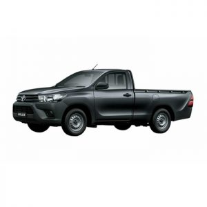New Hilux S Cab