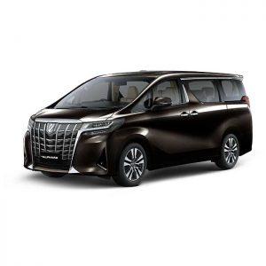 Sewa Toyota Alphard