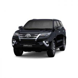 Sewa Toyota Fortuner