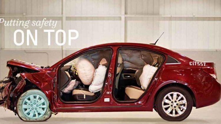 Fitur Keselamatan Terbaik Dalam Berkendara Dari Chevrolet Indonesia
