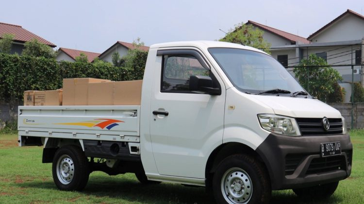 3 Tahun Perjalanan DFSK Super Cab