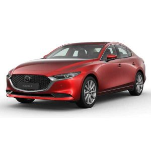All New Mazda 3 Sedan