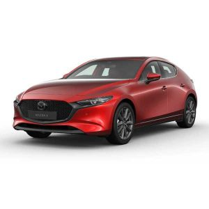 All New Mazda 3 Hatchback