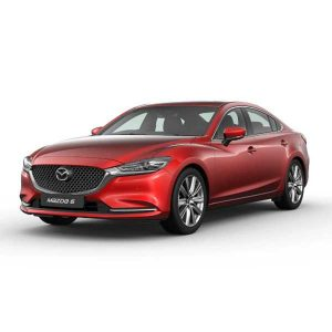 All New Mazda 6 Elite Sedan