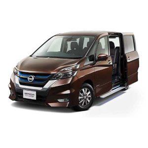 Sewa Nissan Serena