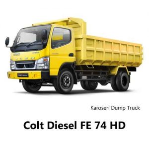 Colt Diesel FE 74 HD