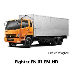 Fighter FN 61 FM HD