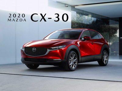 Mazda CX-30: Super Nyaman, Mewah dan Berkelas
