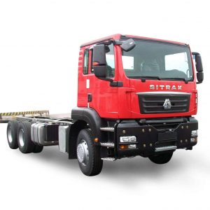 SITRAK C7H 40.480 6×6 BB Rigid
