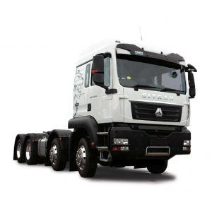 SITRAK C7H 50.480 8X8 BB Rigid