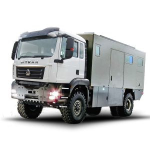 SITRAK C7H 25.390 4X4 BB Rigid