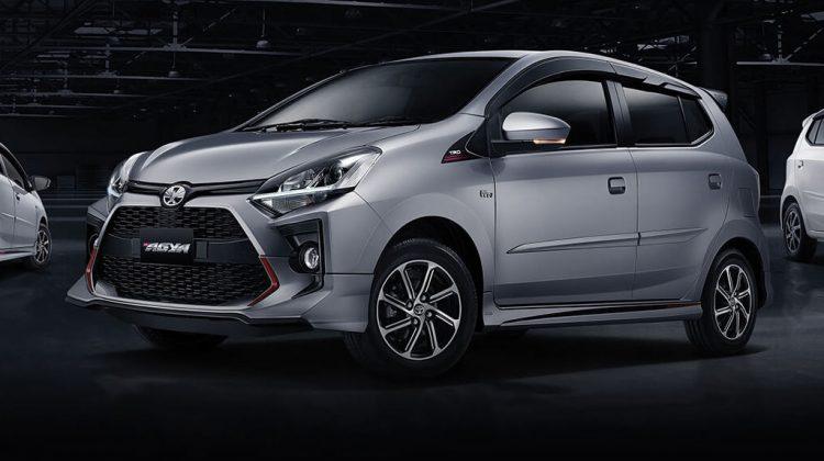 Sang Duo LCGC Jagoan Toyota Dengan Harga Kompetitif