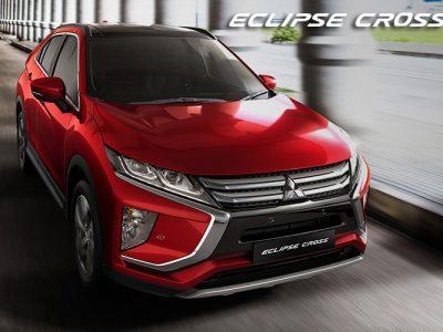 Melirik Desain Mitsubishi Eclipse Cross