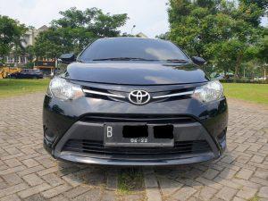 Toyota Vios 1.5 E/AT CVT Tahun 2017
