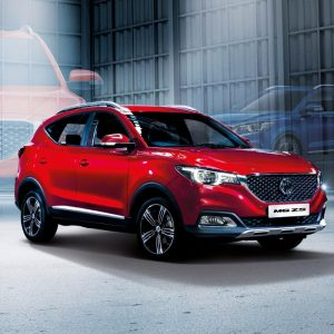 MG ZS Ignite