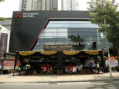 Sun Motor Tambah Dealer Mitsubishi di Surabaya