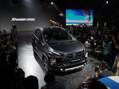 Deret Keunggulan SUV Xpander Cross