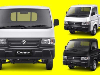 Makin Ganteng, Ini Tampilan Suzuki Carry 2021