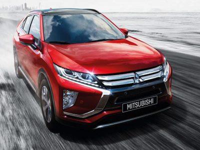 Mitsubishi Eclipse Cross, SUV Kompak Berfitur Canggih