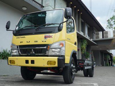 Mitsubishi FUSO Juarai Pasar Kendaraan Niaga 2020