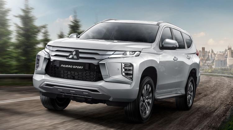 New Pajero Sport Diperkenalkan Mitsubishi Motors Ke Publik Di Bekasi
