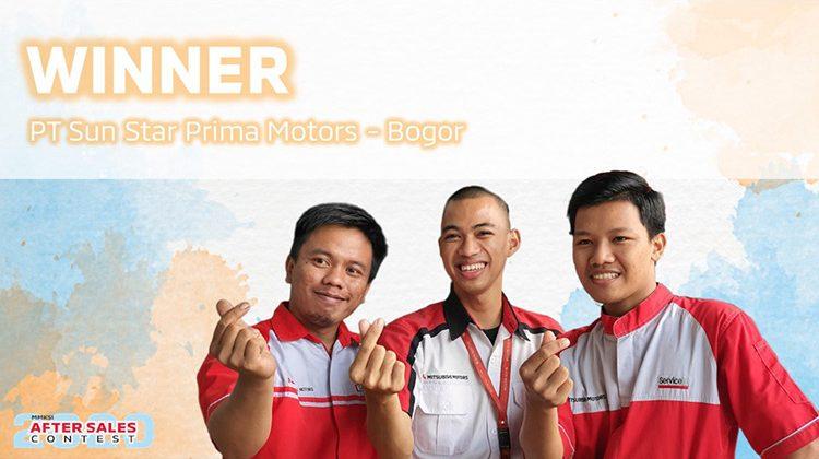 Mitsubishi Motors Tingkatkan Kualitas Dealer Lewat After Sales National Contest