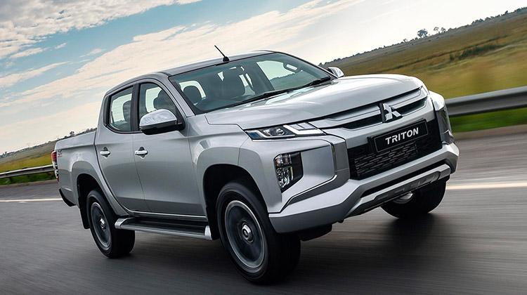 Mitsubishi Triton: Pick Up Sport Multiguna di Segala Medan
