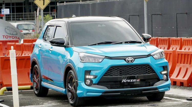 Review Toyota Raize 2021 – Compact SUV Stylish Untuk Pengguna Berjiwa Muda