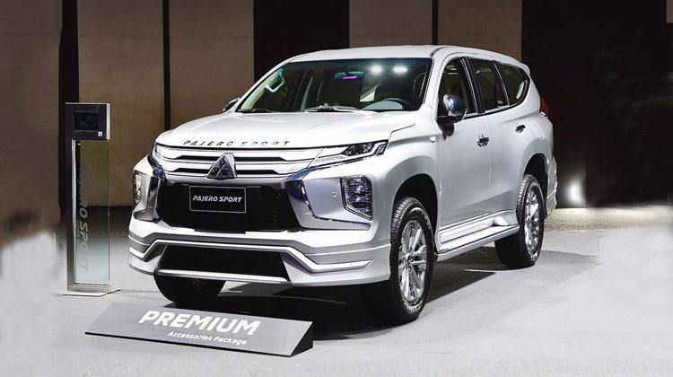 Beli Aksesoris Resmi Mitsubishi Diskon Hingga 20%