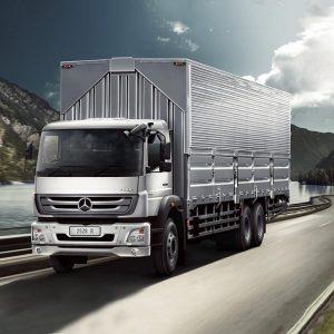 Mercedes Benz Axor 2528 CH Hub Reduction