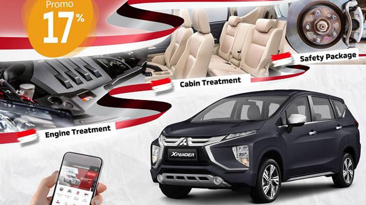 Mitsubishi Gelar Promo Servis, Lihat Diskon dan Cara Mendapatkannya